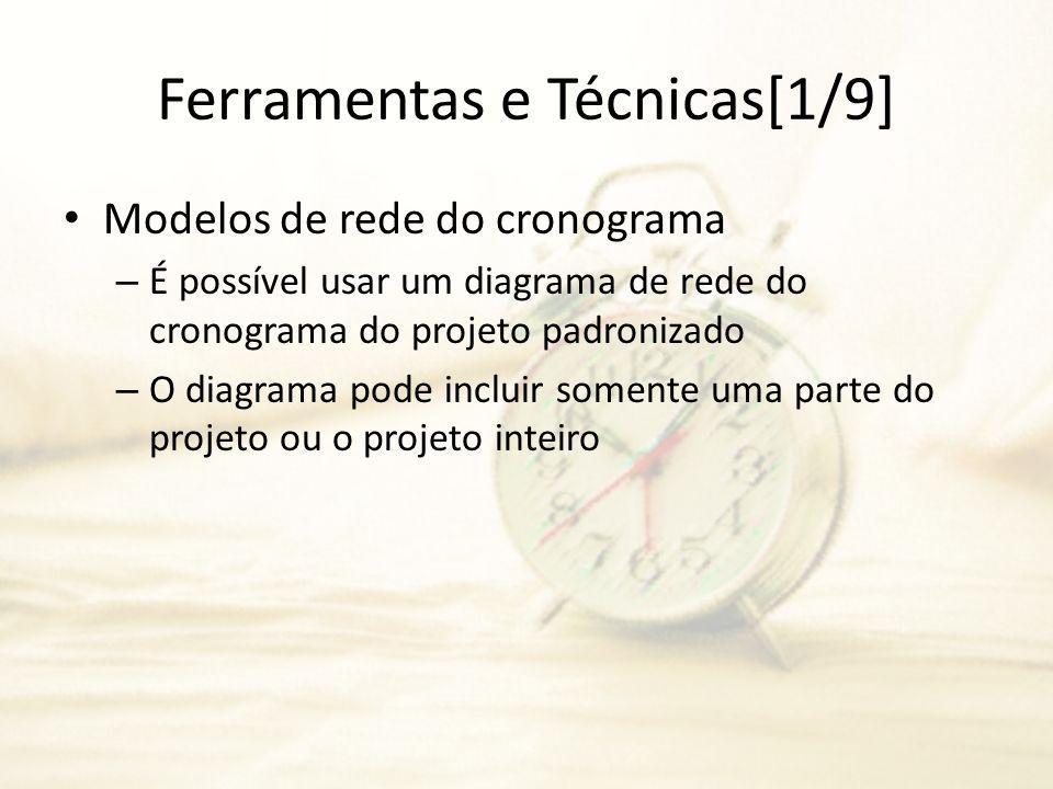 Ferramentas e Técnicas[1/9]